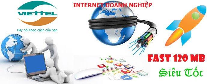 đăng ký internet viettel dành cho doanh nghiệp