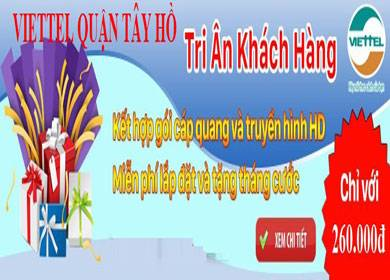 INTERNET CÁP QUANG VIETTEL HOÀNG MAI